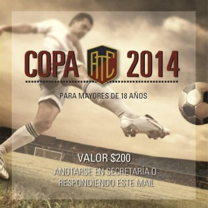 Copa ATC Futbol 2014