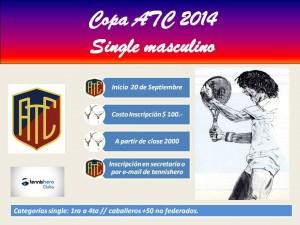 COPA ATC Tenis 2014